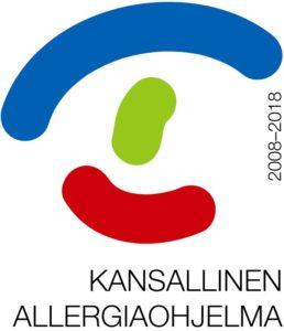 Allergiaohjelman logo